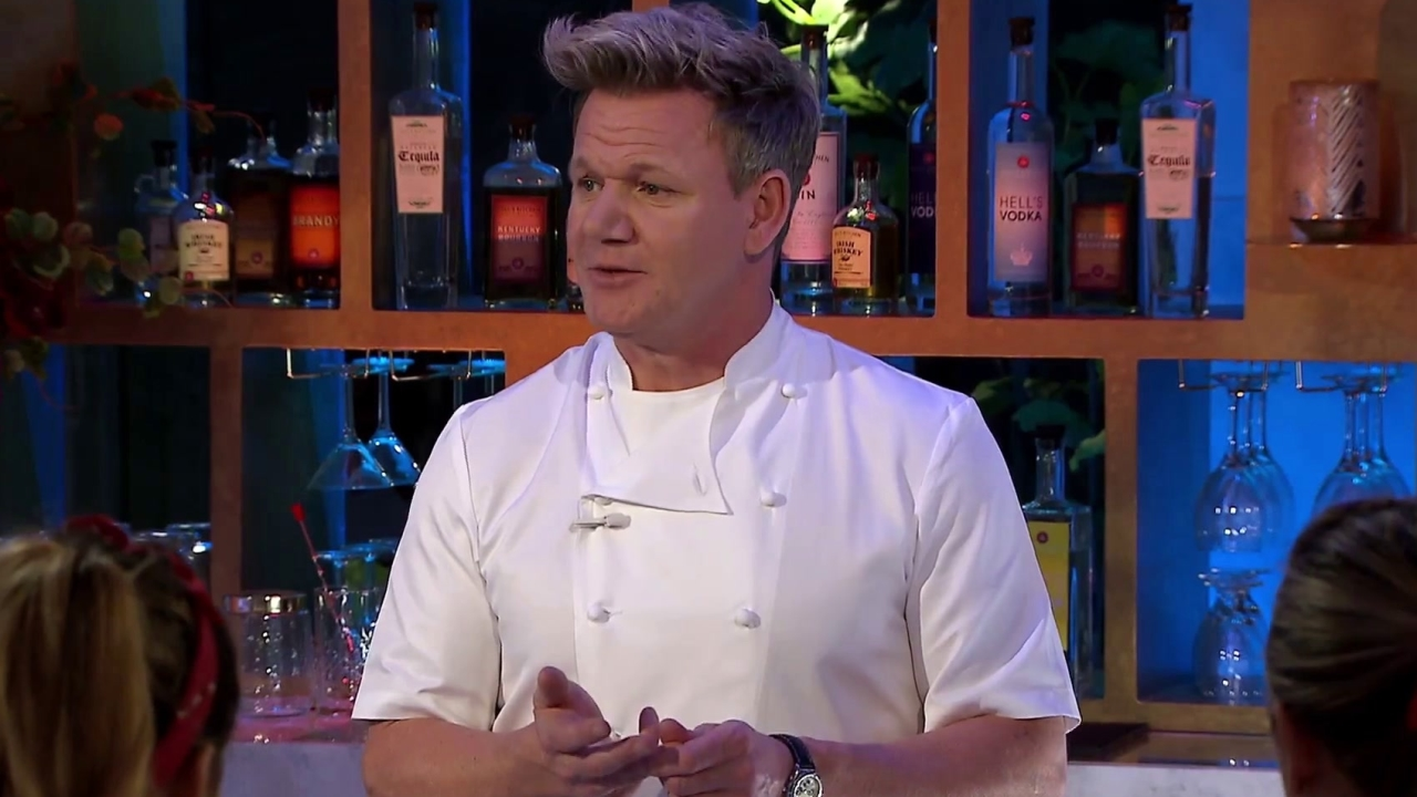 Hell's Kitchen: The Bar Menu Challenge Stakes Are Set