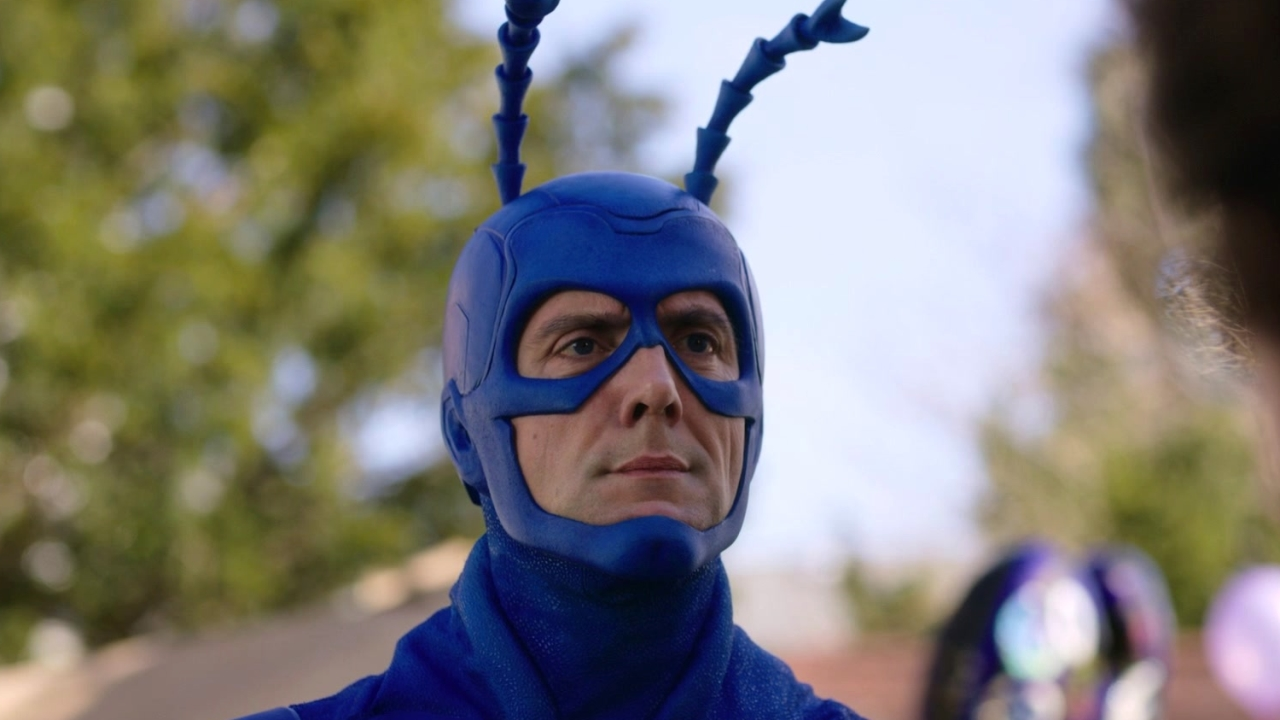 The Tick: Naked