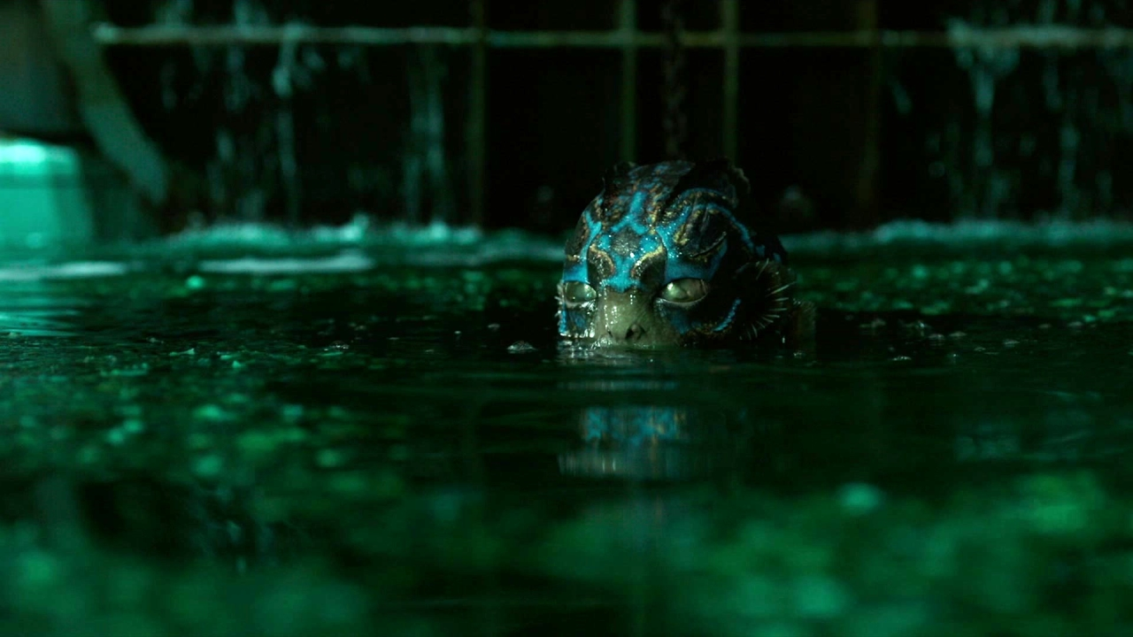 The Shape Of Water: The Asset (Featurette)