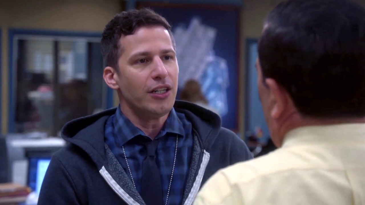 Brooklyn Nine-Nine: Jake Takes Out His Frustration On Charles