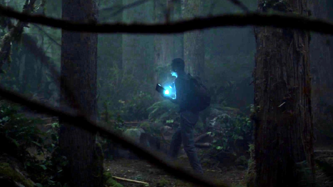 The Exorcist: Shelby Hears Strange Sounds In The Woods