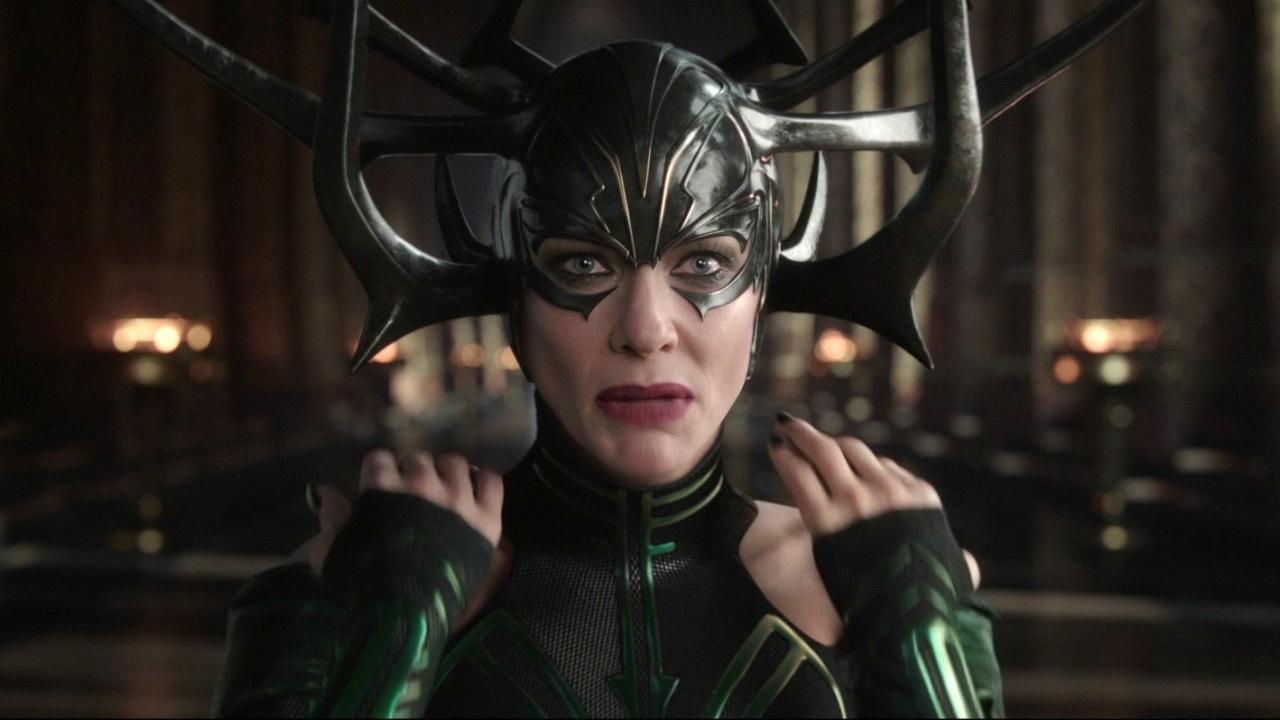 Thor: Ragnarok: Hela Good (Featurette)