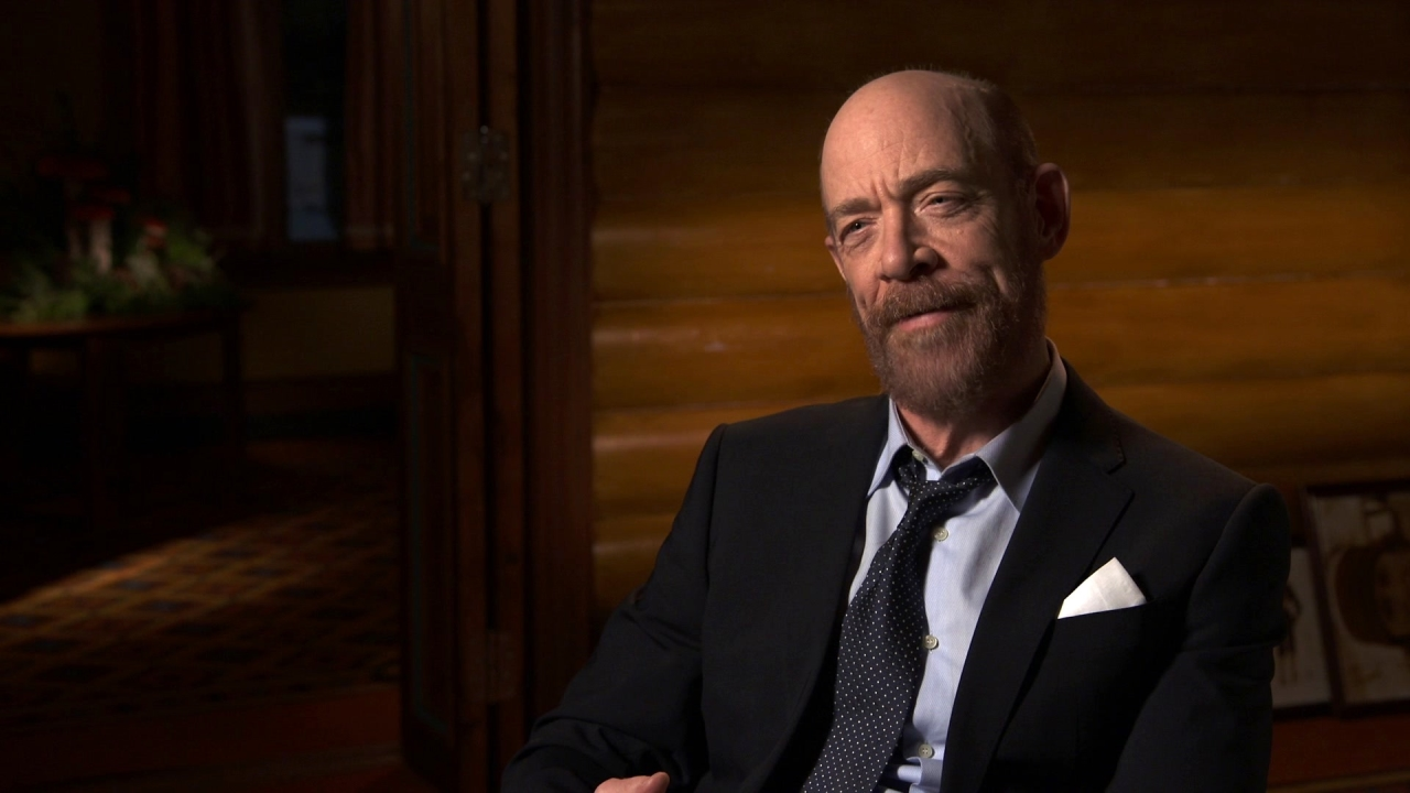 The Snowman: J.K. Simmons On The Dark Side Of Arve Stop