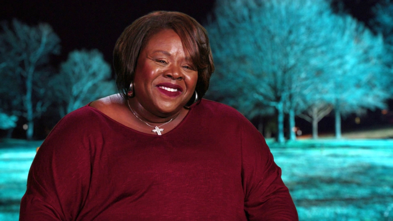 Tyler Perry's Boo 2! A Madea Halloween: Cassi Davis On Patrice Lovely As 'Hattie'