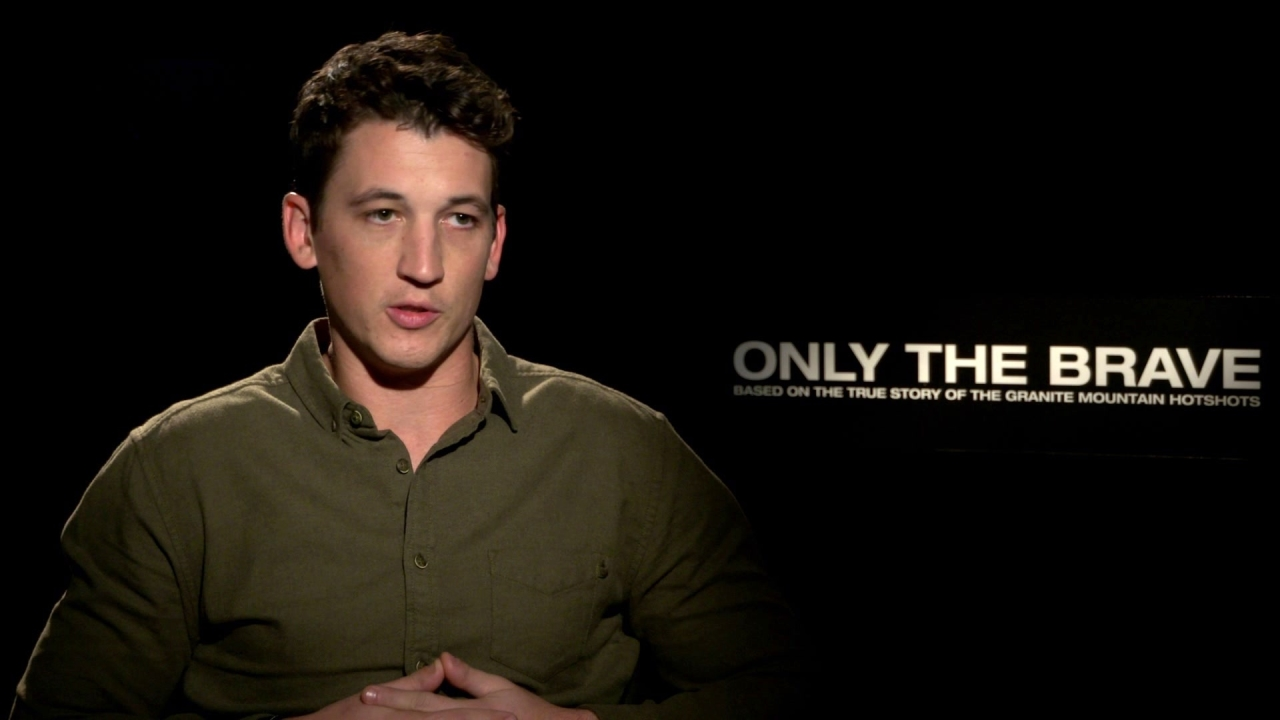Only The Brave: Miles Teller On His Initial Thoughts On Being Cast In His Role