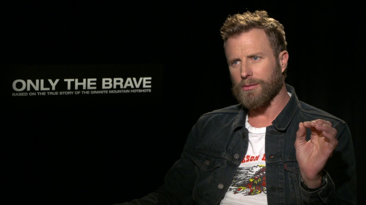 Only The Brave: Dierks Bentley On What Inspired Him To The Write The Song