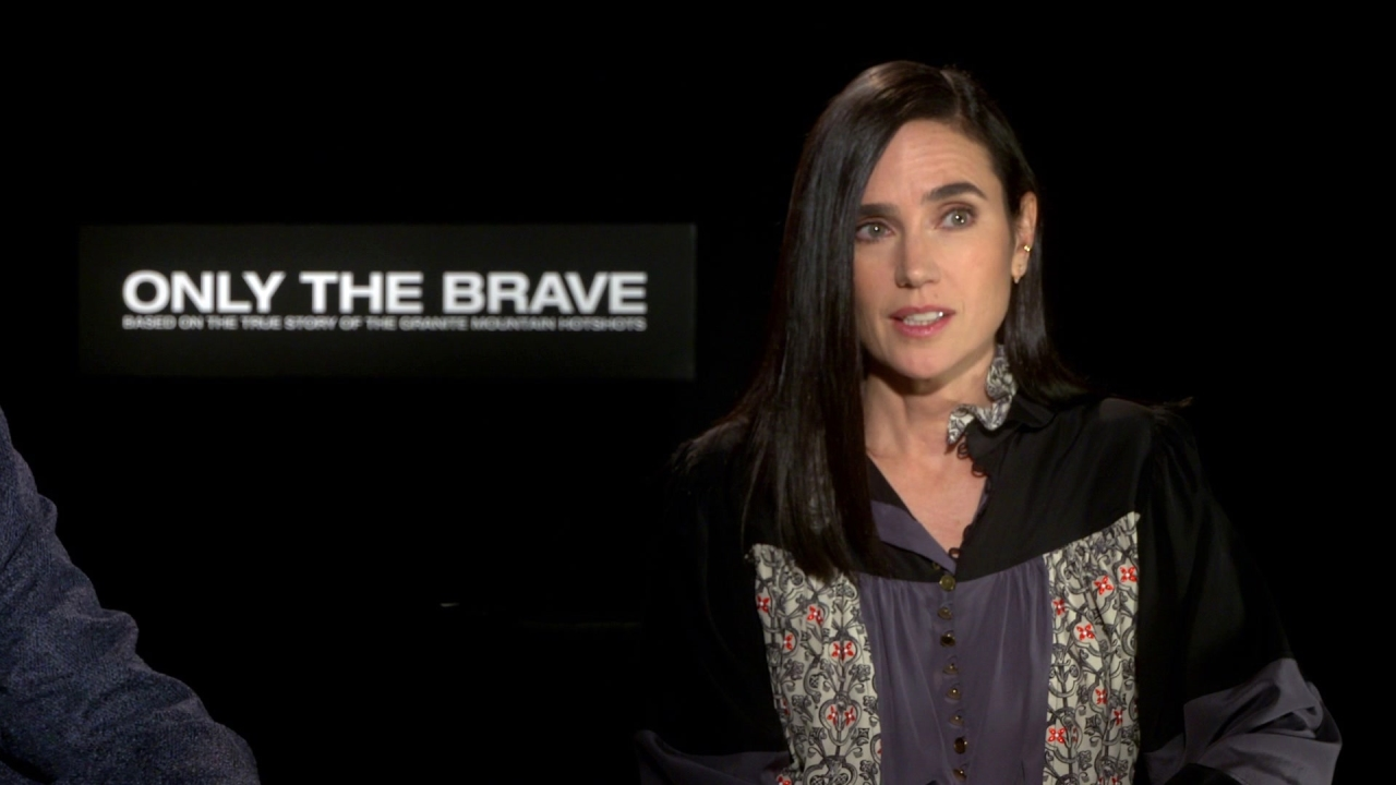 Only The Brave: Jennifer Connelly On Playing 'Amanda Marsh'