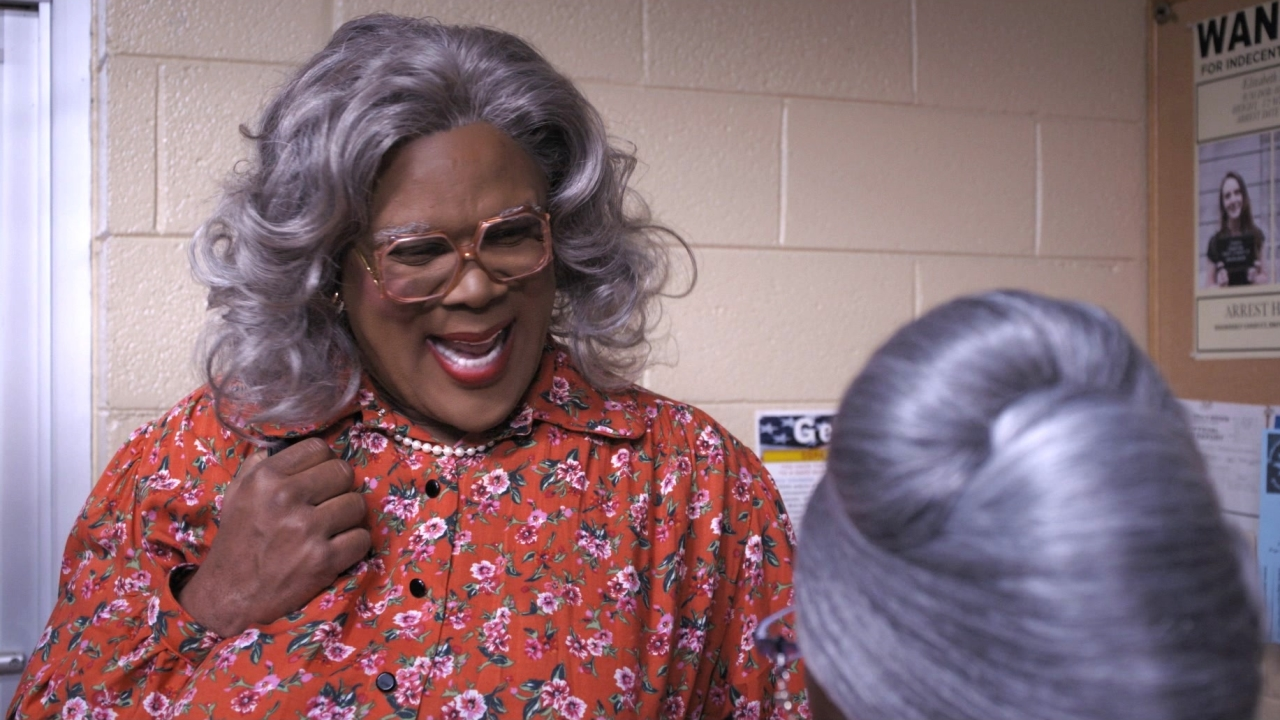 Tyler Perry's Boo 2! A Madea Halloween: Wanted