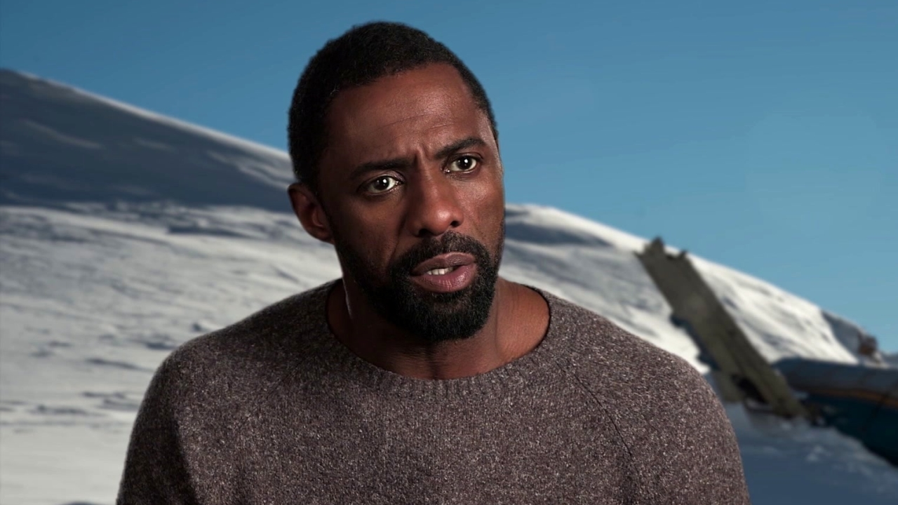The Mountain Between Us: Idris Elba On with His Role (International)