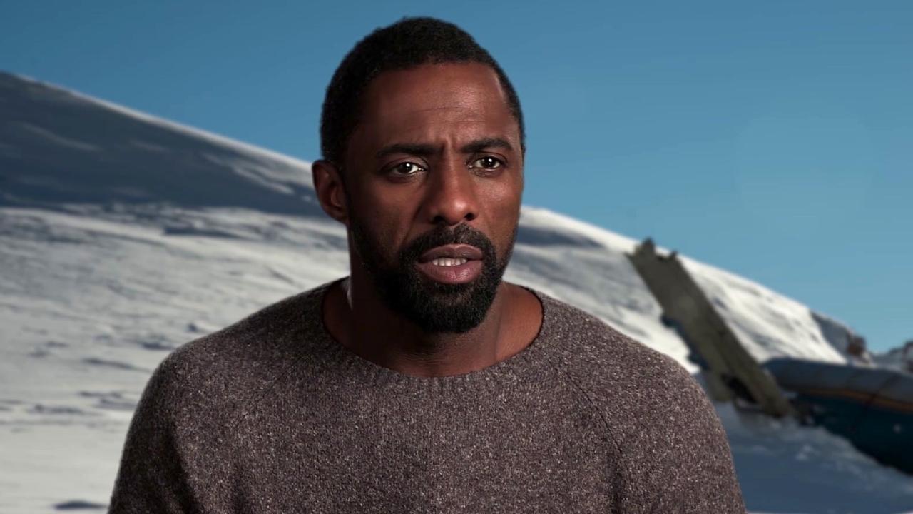 The Mountain Between Us: Idris Elba On the Script (International)