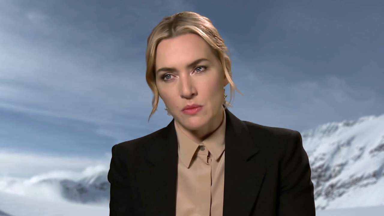The Mountain Between Us: Kate Winslet On Shooting at Altitude (International)