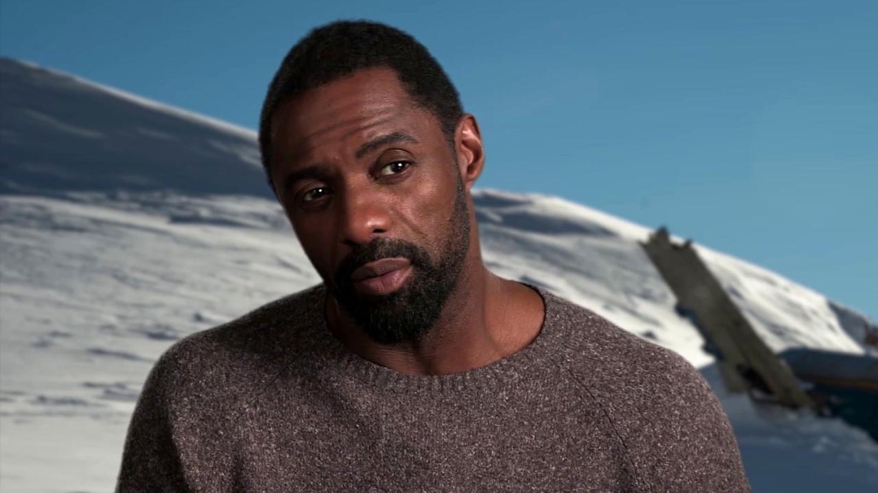 The Mountain Between Us: Idris Elba On Audience (International)