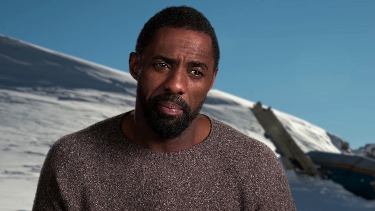 The Mountain Between Us: Idris Elba On Shooting on the Mountain (International)