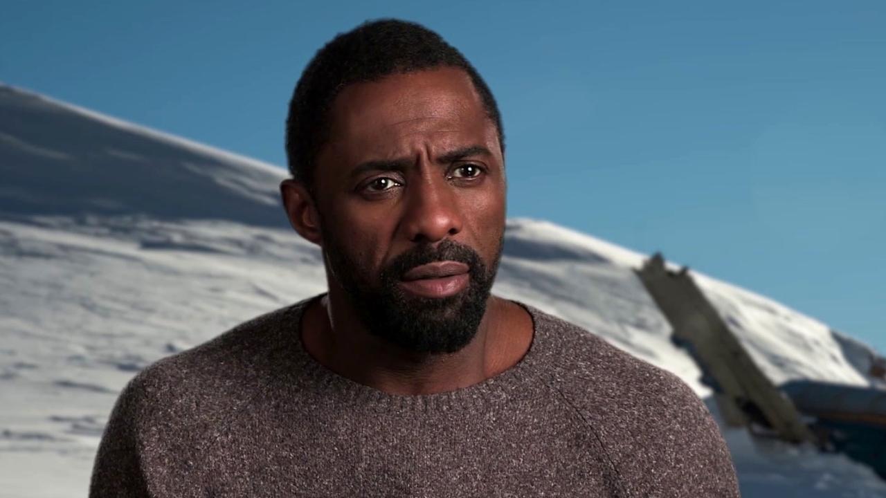 The Mountain Between Us: Idris Elba On Hany Abu-Assad (International)