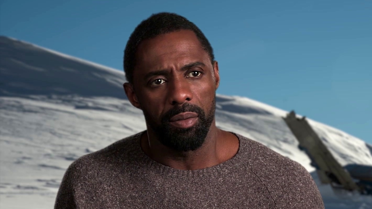 The Mountain Between Us: Idris Elba On His Character (International)
