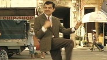 Mr. Bean's Holiday: Bean Lip Synchs