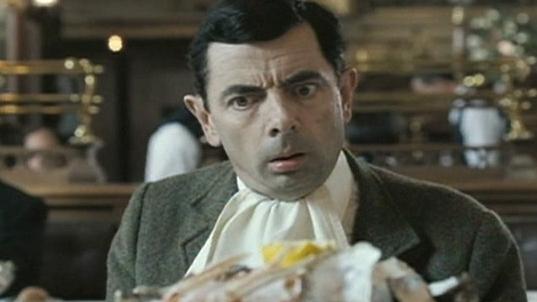 Mr. Bean's Holiday: Bean Eats Langoustine