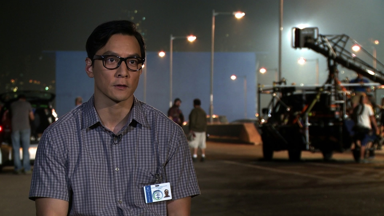 Geostorm: Daniel Wu On His Character 'Cheng'
