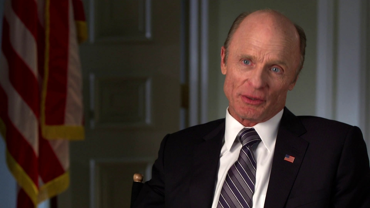 Geostorm: Ed Harris On Weather Becoming A Weapon In This Film