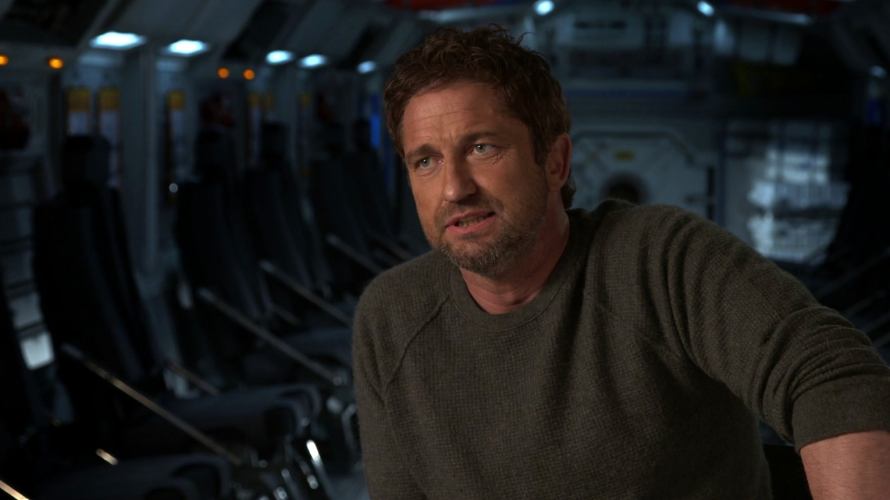 Geostorm: Gerard Butler On His Character 'Jake'
