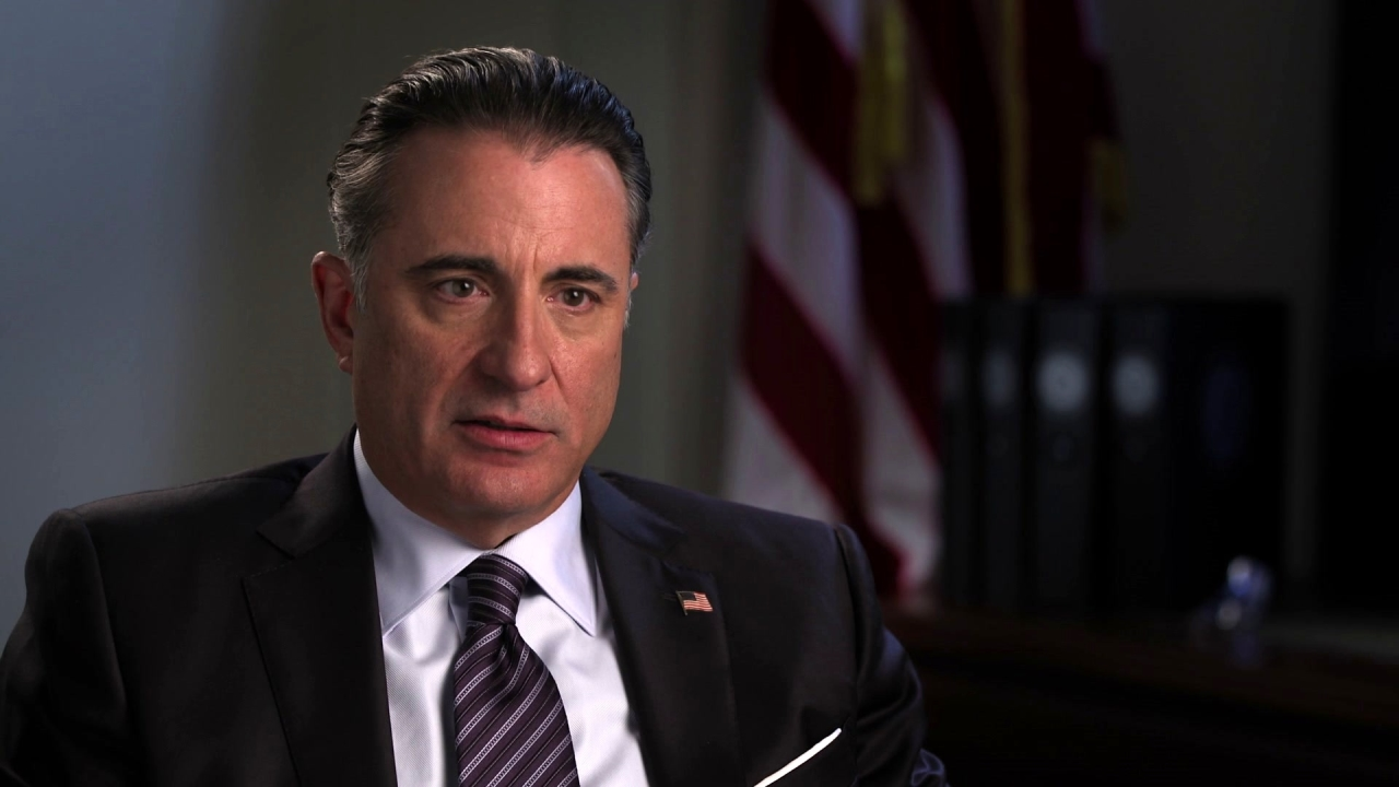 Geostorm: Andy Garcia On Getting The Call