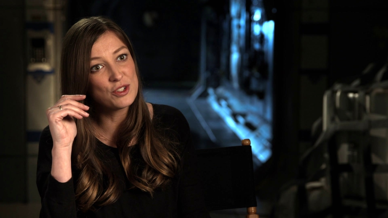 Geostorm: Alexandra Maria Lara On Her Character 'Ute'