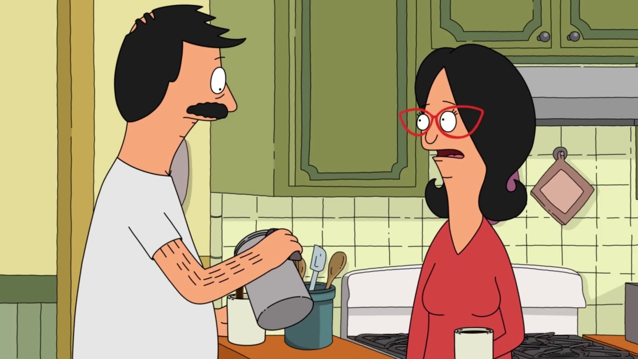 Bob's Burgers: The Silence Of The Louise
