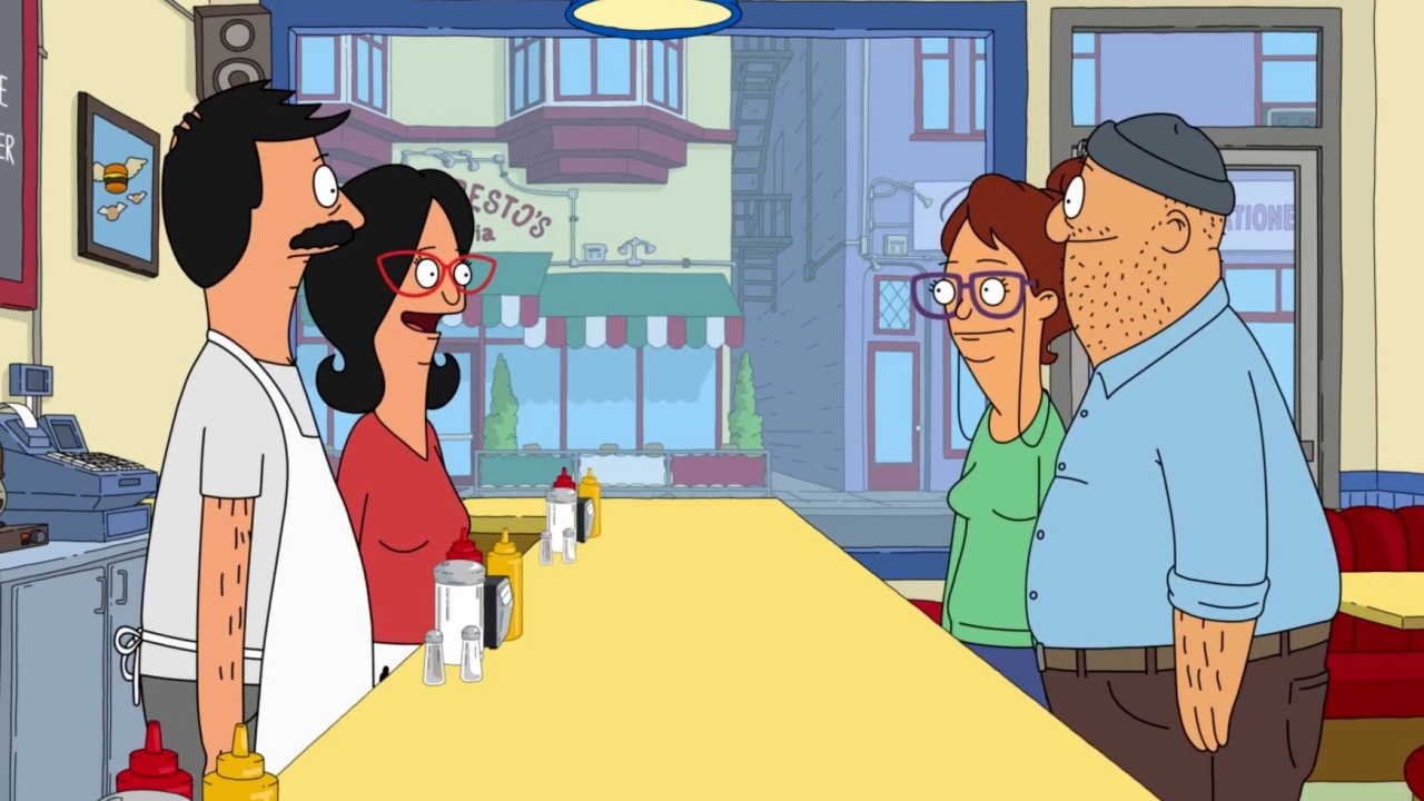Bob's Burgers: Teddy Finds A New Business Partner