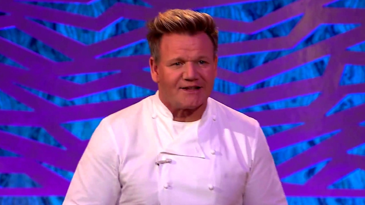 Hell's Kitchen: Just Letter Cook