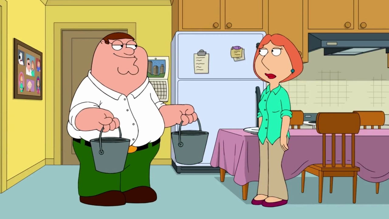 Family Guy: Peter Milks All The Goats