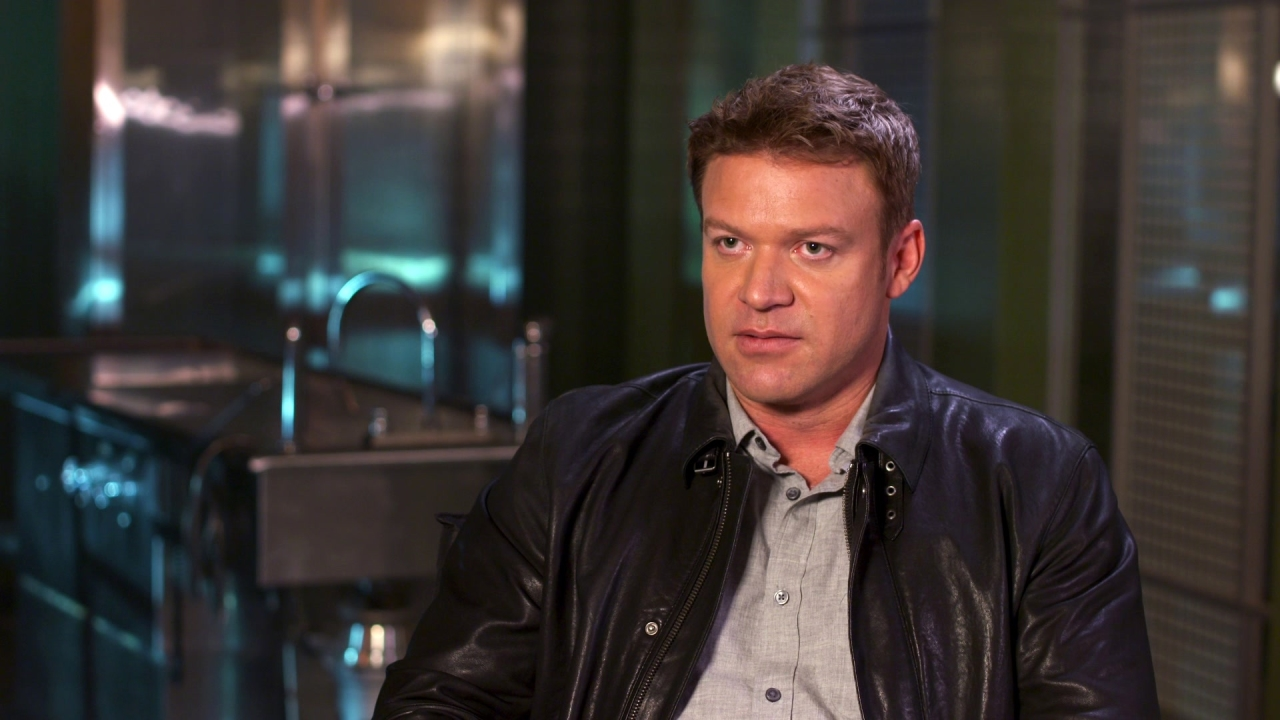 Jigsaw: Matt Passmore On 'Logan's' Role Helping The Investigation