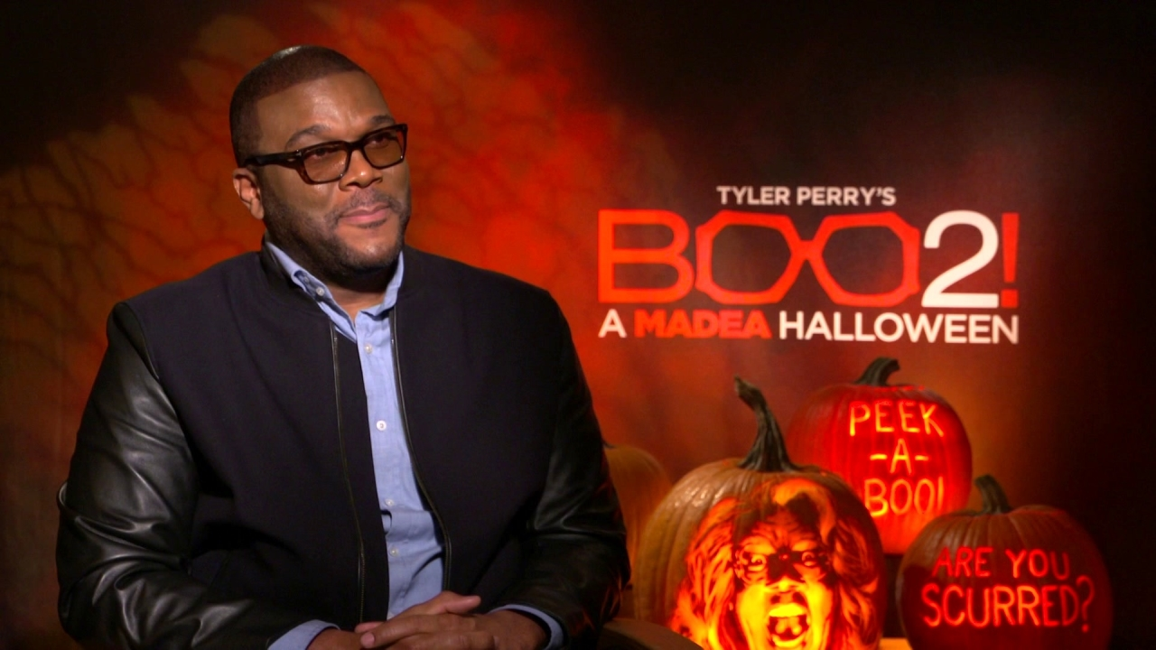 Tyler Perry's Boo 2! A Madea Halloween: Tyler Perry On What Viewers Can Expect From Boo 2