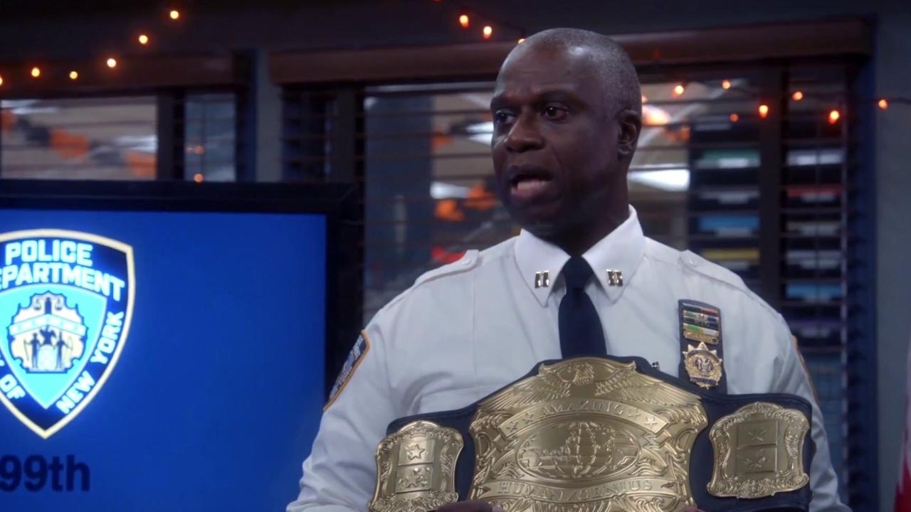 Brooklyn Nine-Nine: Jake Introduces The Amazing Human-Genius Belt