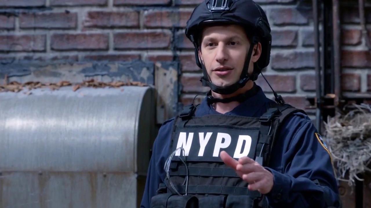 Brooklyn Nine-Nine: Jake & Charles: Best Buds