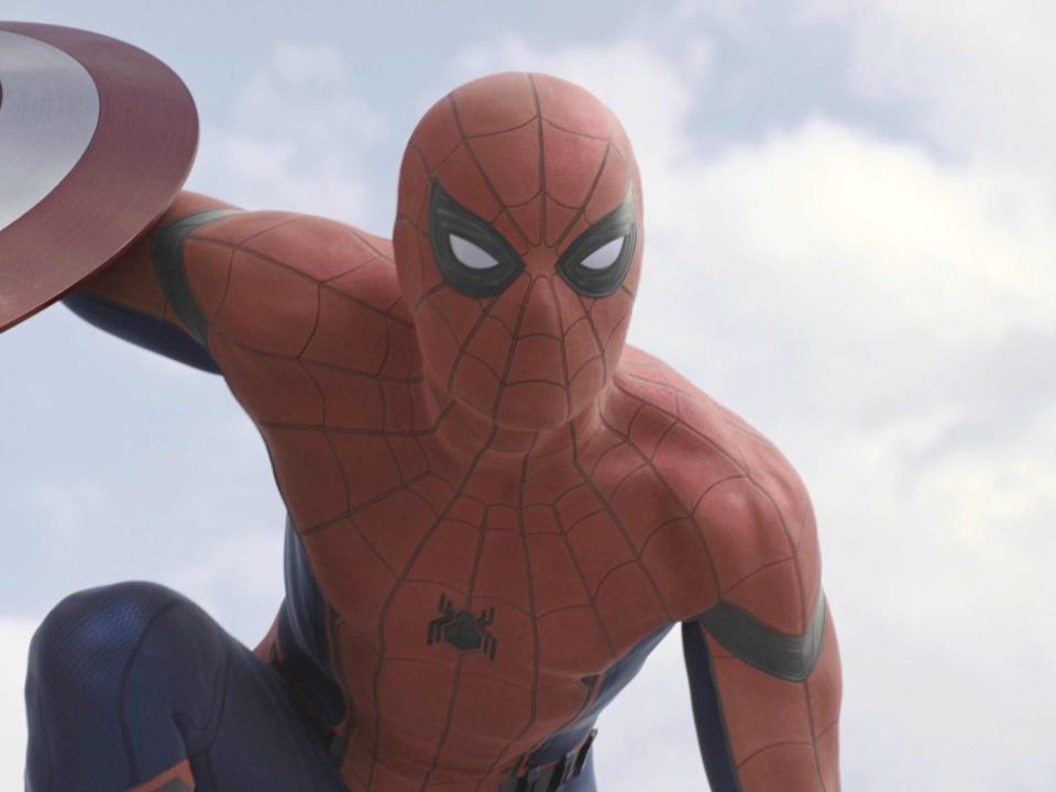 Spider-Man: Homecoming (4K Trailer 1)