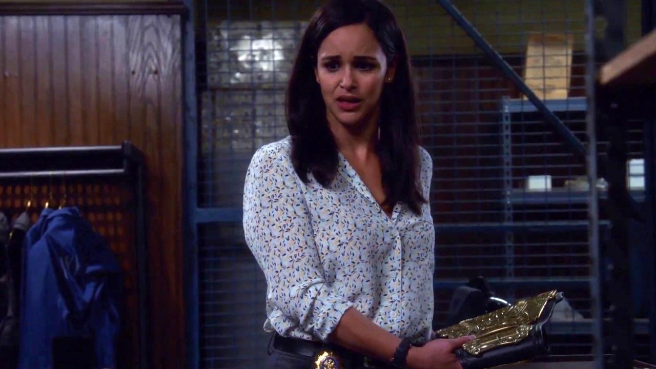 Brooklyn Nine-Nine: Jake Proposes To Amy