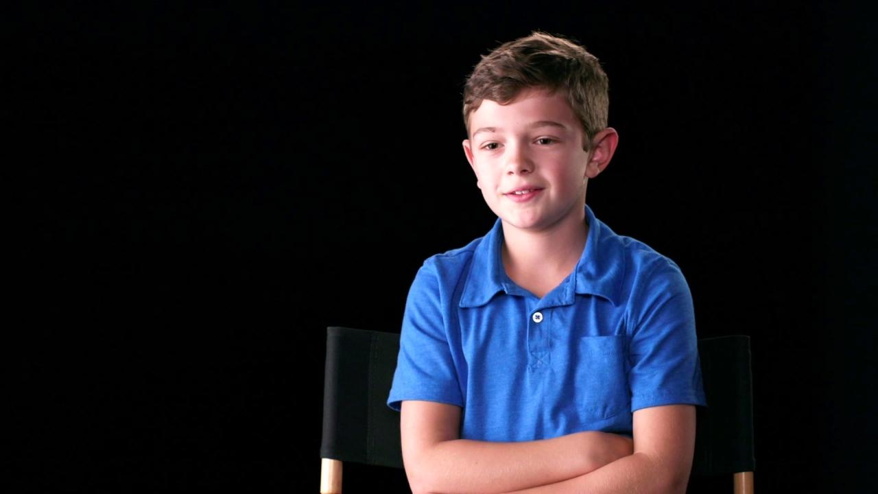 Suburbicon: Noah Jupe On His Character