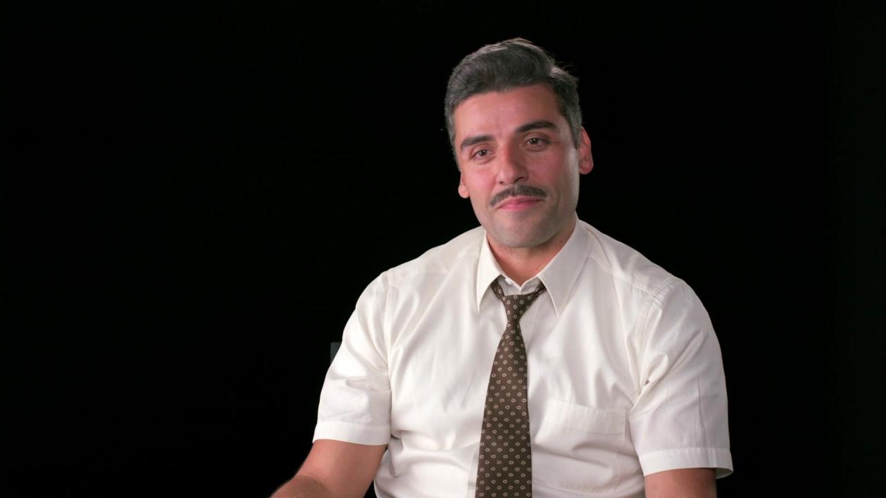 Suburbicon: Oscar Isaac On His Character