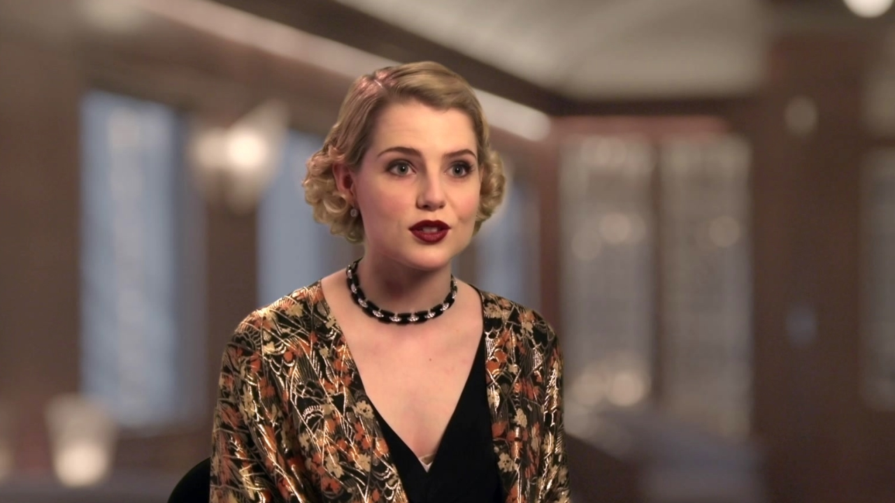 Murder On The Orient Express: Lucy Boynton on The Occupation (International)