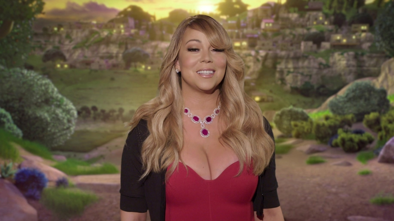 The Star: Inside The Music From The Star-Mariah Carey (Featurette)