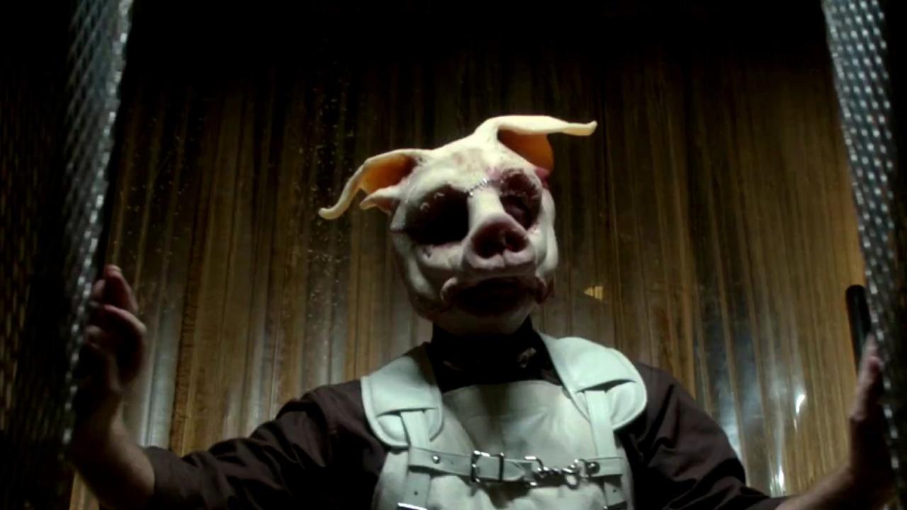 Gotham: A Dark Knight: Hog Day Afternoon