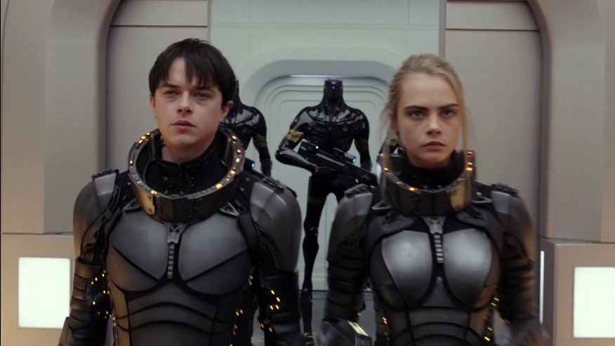 Valerian And The City Of A Thousand Planets (Home Ent. Trailer)