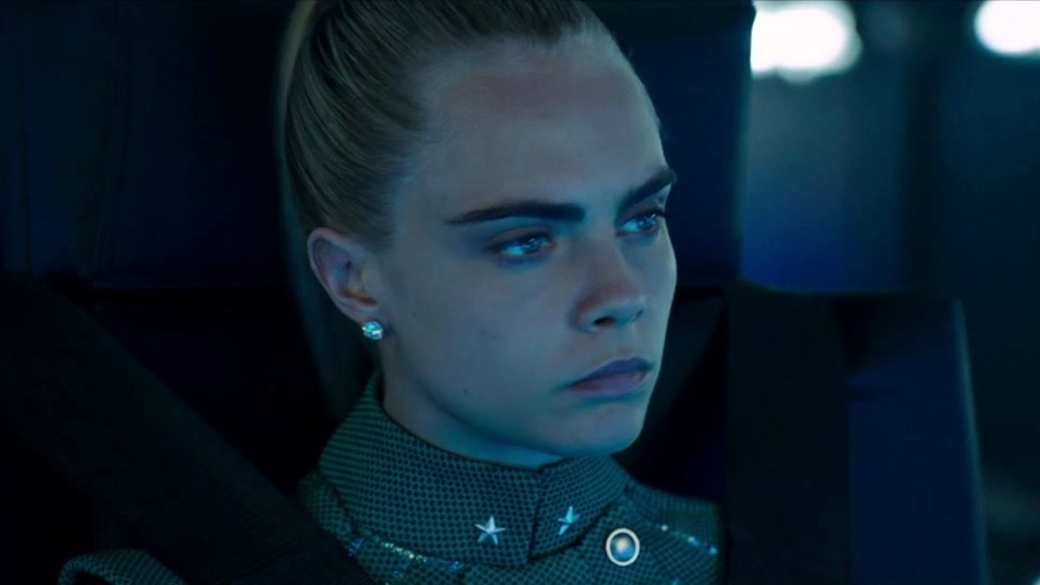 Valerian And The City Of A Thousand Planets: Introducing Alpha