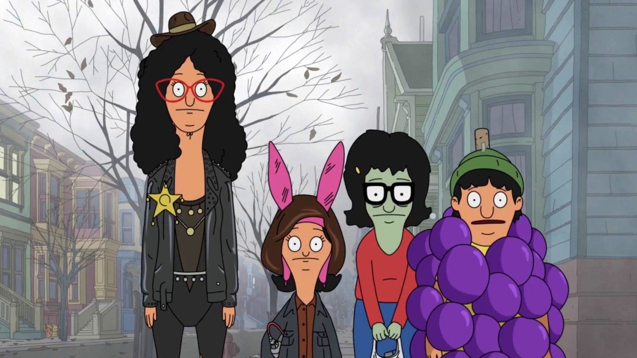 Bob's Burgers: Linda & The Kids Go Searching For The Wonder Wolf