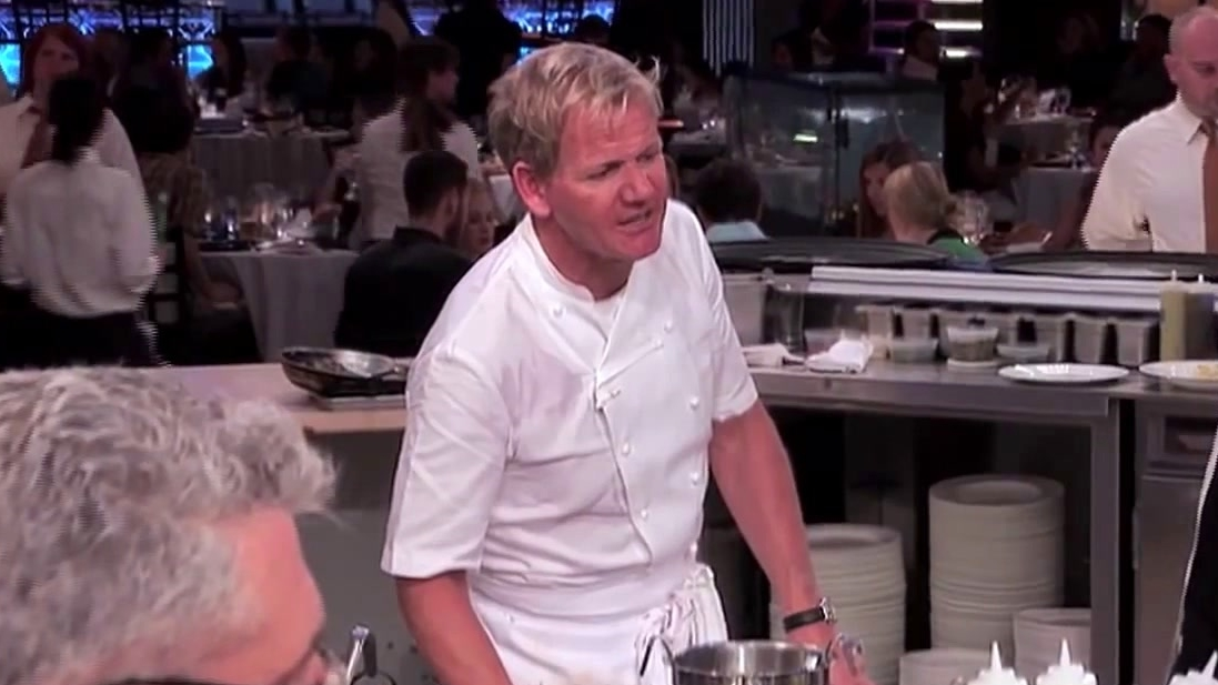 Hell's Kitchen: Christian Is Nervous