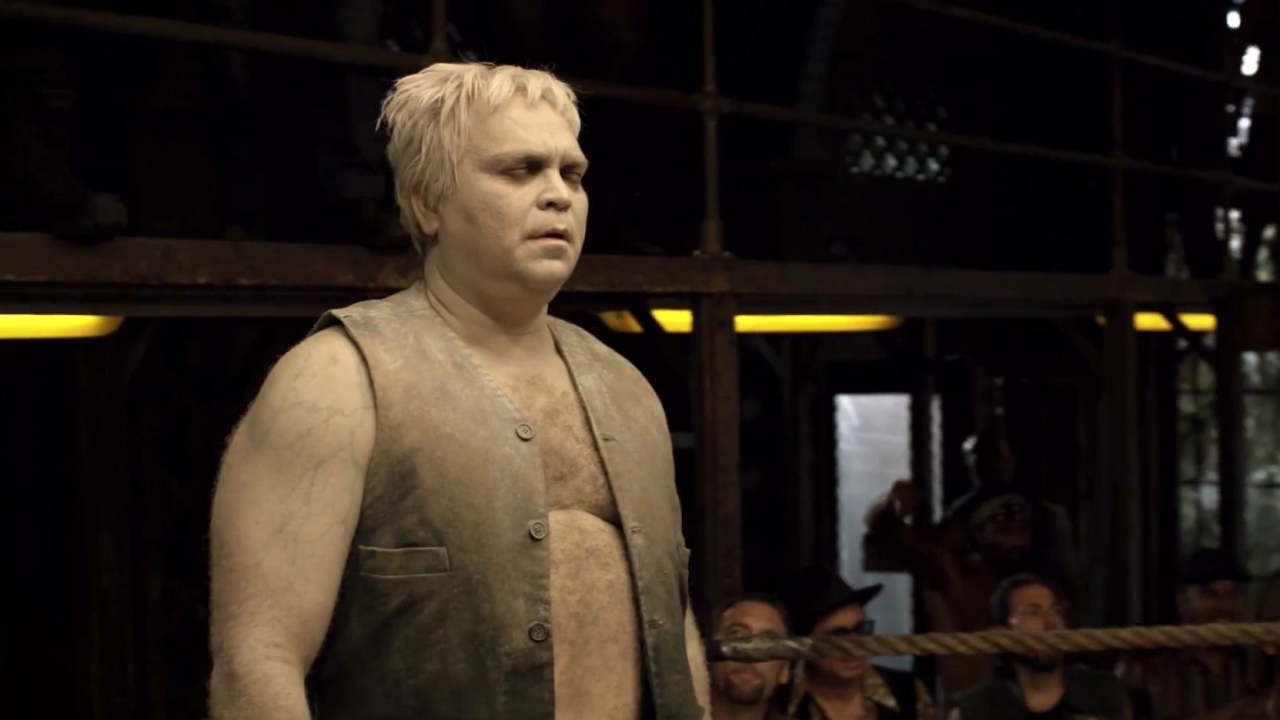 Gotham: Solomon Grundy Shows His Power In A Fight