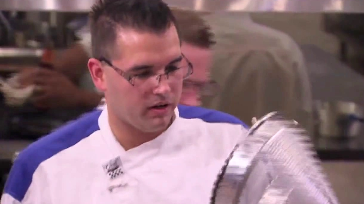 Hell's Kitchen: Plating