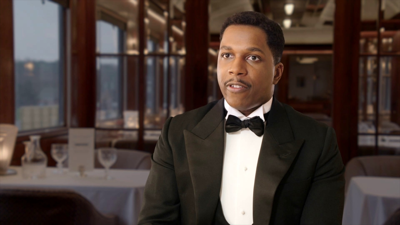 Murder On The Orient Express: Leslie Odom Jr. On Being Excited About The Film