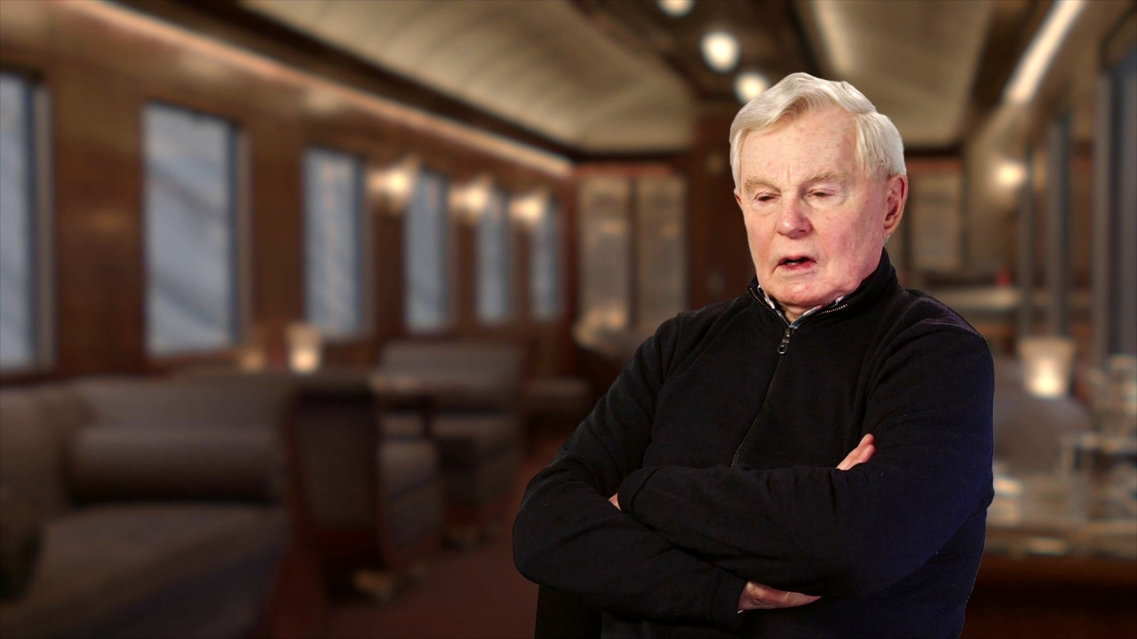 Murder On The Orient Express: Derek Jacobi On 'Masterman's' Relationship With 'Ratchett'