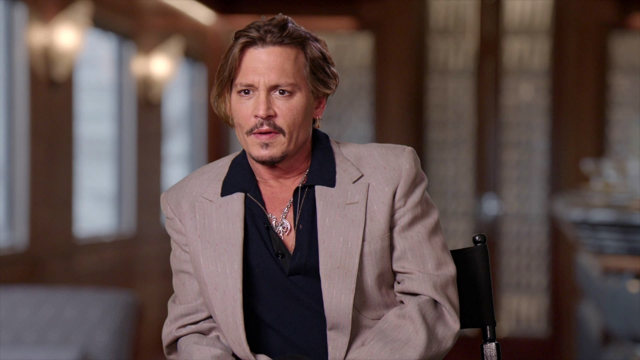 Murder On The Orient Express: Johnny Depp On His Character